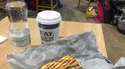 Photo of Sandwich Place EAT. at Terminal 3, Hounslow TW6 1QG, United Kingdom