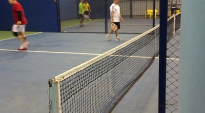 Photo of Tennis Court Arena Pádel at Brazil