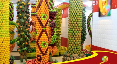 Photo of Juice Bar Vitamin Palace | قصر الفيتامين QATAR at Al Mirqab Al Jadeed Al Nasr Street, Qatar