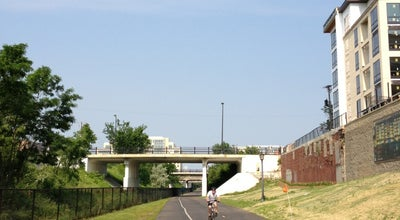 Photo of Trail The Midtown Greenway at Btw Chowen Ave S And West River Pkwy, Minneapolis, MN, United States