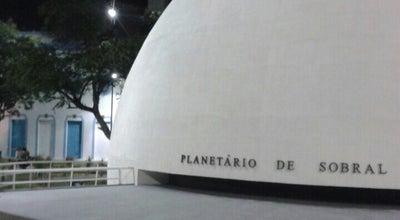 Photo of Planetarium Planetário de Sobral at Brazil