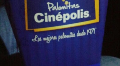 Photo of Movie Theater Cinépolis VIP at Campeche, Mexico