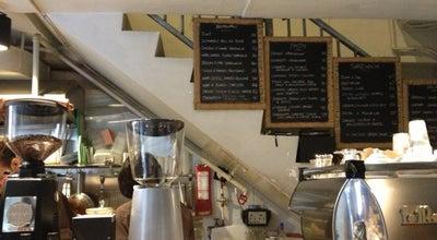 Photo of Cafe Barista Jam at Shop D, G/f, 126-128 Jervois St, Sheung Wan, Hong Kong