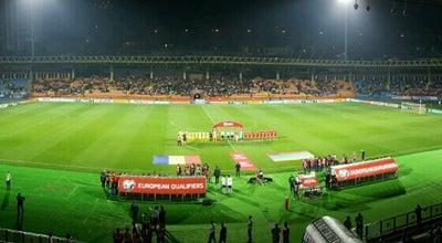 Photo of Soccer Stadium Vazgen Sargsyan Republic Stadium (Dynamo) | Վազգեն Սարգսյանի անվան հանրապետական մարզադաշտ (Դինամո) at Vratsian St., Yerevan 0070, Armenia