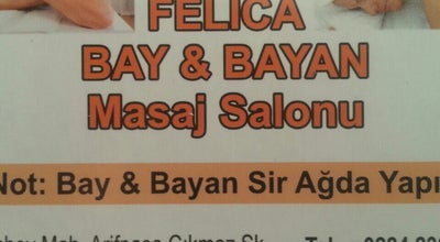 Photo of Nail Salon felica masaj salonu at Edirne, Turkey