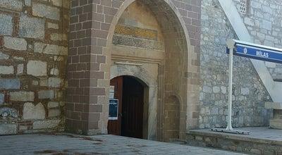 Photo of Mosque Ulu Cami at Milas, Turkey