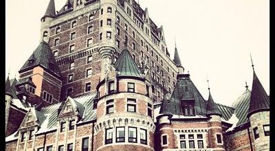 Photo of Hotel Fairmont Le Château Frontenac at 1, Rue Des Carrières, Québec, QC G1R 4P4, Canada