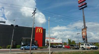 Photo of Burger Joint McDonald at Jalan Apas, Tawau, Malaysia