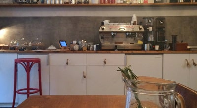 Photo of Cafe Mezi srnky at Sázavská 19, Praha 2 120 00, Czech Republic