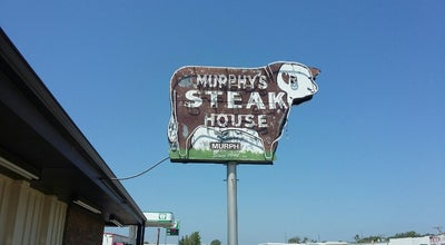 Photo of Burger Joint Murphy's Steakhouse at 1625 Sw Frank Phillips Blvd, Bartlesville, OK 74003, United States