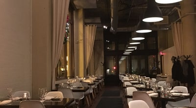 Photo of New American Restaurant Saint Dinette at 261 5th St E, Saint Paul, MN 55101, United States