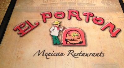 Photo of Mexican Restaurant El Porton at 11950 Jones Bridge Rd, Alpharetta, GA 30005, United States