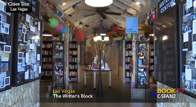 Photo of Bookstore Writer's Block Book Shop at 1020 Fremont St, Vegas, NV 89101, United States