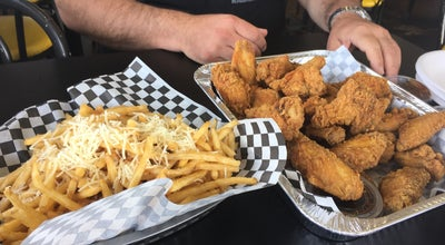 Photo of Wings Joint The Chicken Shack at 913 W Lacey Blvd, Hanford, CA 93230, United States