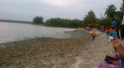 Photo of Beach Tepi Pantai Tanjung Ketapang at Muar 84000, Malaysia