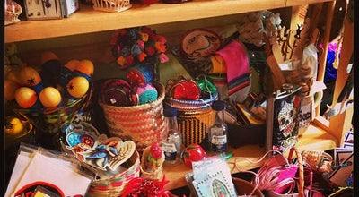 Photo of Art Gallery La Sirena Mexican Art- Crafts and Clothing at 27 E 3rd St, New York, NY 10003, United States