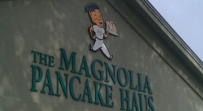 Photo of Breakfast Spot Magnolia Pancake Haus at 10333 Huebner Rd, San Antonio, TX 78240, United States