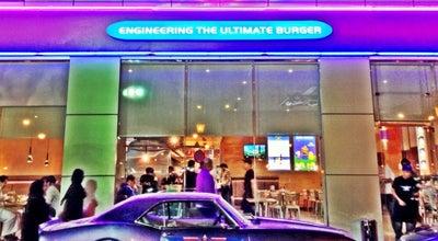 Photo of Burger Joint BurgerFuel | برغر فيول at Prince Abdulaziz Ibn Musaid Ibn Jalaw St., Riyadh | الرياض, Saudi Arabia