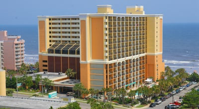Photo of Resort The Caravelle Resort at 6900 N Ocean Blvd, Myrtle Beach, SC 29572, United States