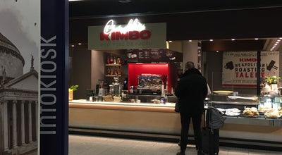 Photo of Coffee Shop CAFE KIMBO at Frankfurt 60547, Germany
