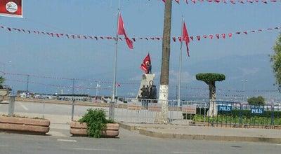 Photo of Beach Atatürk Anıt Alanı at İskenderun Sahil Atatürk Anıt Alanı, İskenderun, Turkey