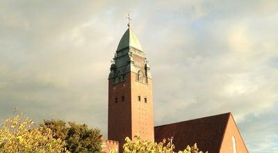 Photo of Church Masthuggskyrkan at Storebackegatan 11, Sweden