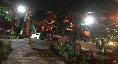 Photo of Cafe Safa Bahcesi at Vatan Caddesi No:165, Yalova, Turkey