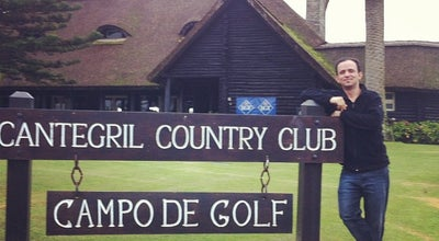 Photo of Golf Course Cantegril Club de Golf at Uruguay