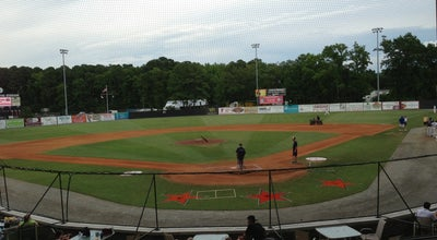Photo of Baseball Field War Memorial Stadium at Hampton, VA 23661, United States