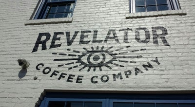 Photo of Coffee Shop Revelator Coffee Company at 637 Tchoupitoulas St., New Orleans, LA 70130, United States