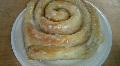 Photo of Bakery Grandma Ruth's Old Fashioned Cinnamon Rolls at 625 State Highway 165, Branson, MO 65616, United States