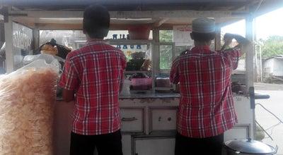 Photo of Asian Restaurant Bubur Ayam Pak Imon at Jl. Terusan Jakarta - Arcamanik, Bandung, Indonesia