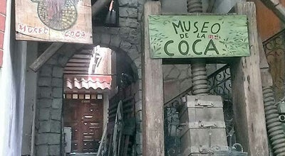 Photo of Museum Coca Museum at Sagarnaga, La Paz, Bolivia