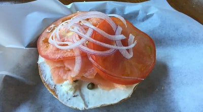 Photo of Bagel Shop Homegrown Bagels at 201 W Napa St, Sonoma, CA 95476, United States