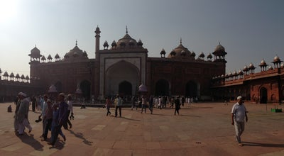 Photo of Mosque Jama Masjid at Near Red Fort, Agra 282001, India