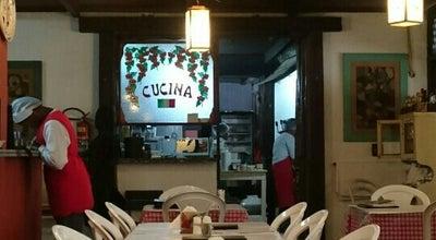 Photo of Italian Restaurant La Birosca Romana Di Sandro at Rod. Dr. Rogério Moura Estevão, Km 4, Teresopolis-RJ 25976-017, Brazil
