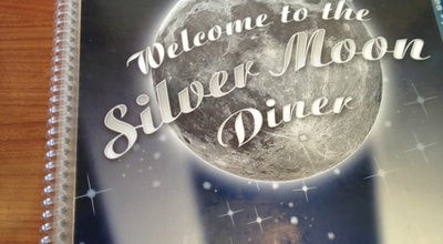 Photo of Diner Silver Moon Diner at 23520 Hillside Ave, Queens Village, NY 11427, United States