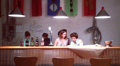 Photo of Cafe Мотокафе «Энтузиаст» at Столешников Пер., 7, Стр. 5, Москва 107031, Russia