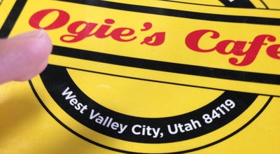 Photo of Breakfast Spot Ogies at 3515 S Redwood Rd, West Valley City, UT 84119, United States