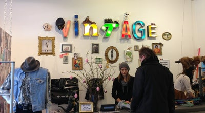 Photo of Thrift / Vintage Store Made in Berlin at Neue Schönhauser Straße 19, Berlin 10178, Germany