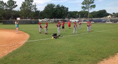 Photo of Baseball Field Chase Baseball Park at 1500 Celery Ave, Sanford, FL 32771, United States