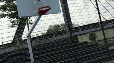 Photo of Basketball Court Basketveld at Belgium
