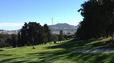 Photo of Golf Course Presidio Golf Course at 300 Finley Rd, San Francisco, CA 94129, United States