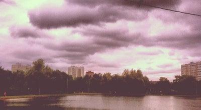 Photo of Lake Большой Ангарский пруд at Ангарские Пруды, Москва, Russia