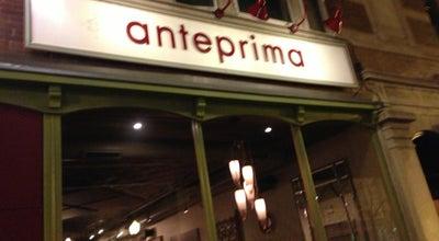 Photo of Italian Restaurant Anteprima at 5316 N Clark Street, Chicago, IL 60640, United States