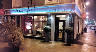 Photo of French Restaurant Une Île at 9 Rue Max Richard, Angers 49100, France