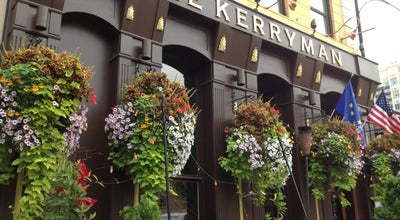 Photo of Bar The Kerryman at 661 N Clark St, Chicago, IL 60654, United States