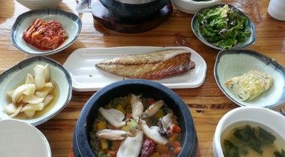 Photo of Seafood Restaurant 명진전복 at 구좌읍 해맞이해안로 1282, 제주시 63360, South Korea