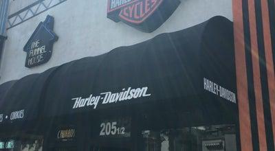 Photo of Motorcycle Shop Surf city harley davidson at 205 1/2 Main St, Huntington Beach, CA 92648, United States