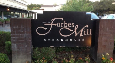 Photo of Steakhouse Forbes Mill Steakhouse at 206 N. Santa Cruz Ave., Los Gatos, CA 95030, United States
